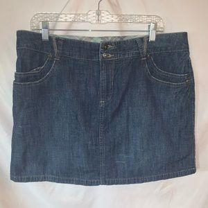 Sonoma Jean Skort womens size 12